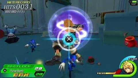 Kingdom Hearts: Birth by Sleep - Screenshot