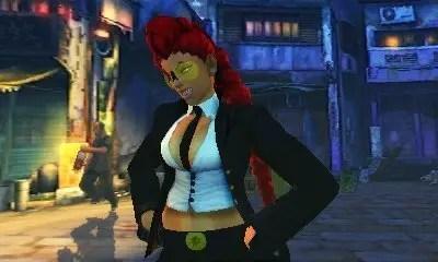 Super Street Fighter 4 - Screenshot