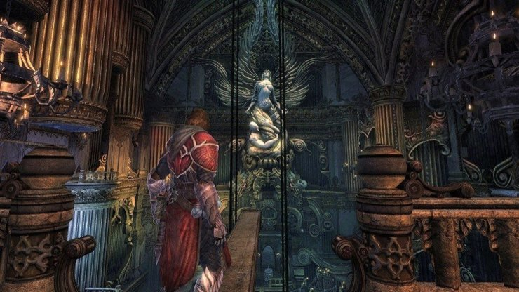Castlevania: Lords of Shadow - Kapelle