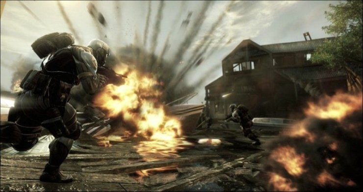 Crysis 2 Multiplayer