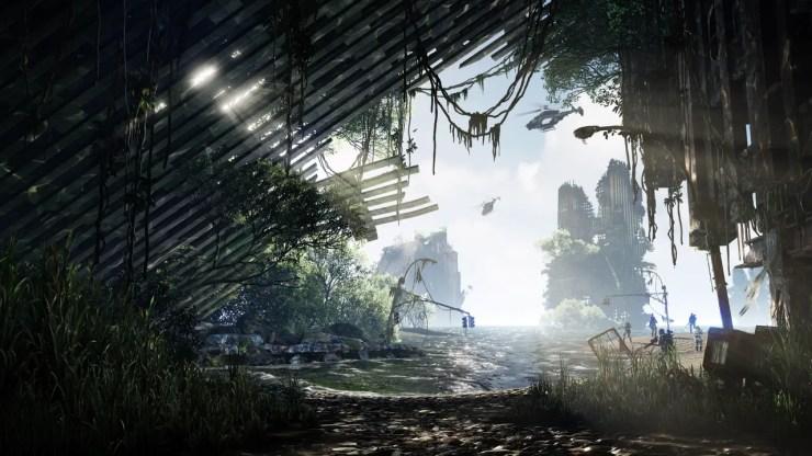 Crysis 3 - Screenshot
