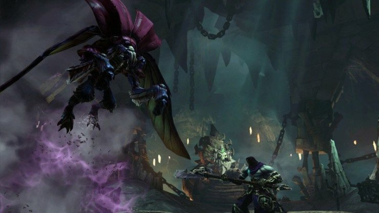 Darksiders 2 - Screenshot