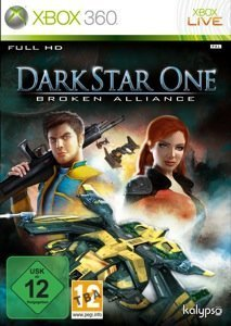 Darkstar One: Broken Alliance - Packshot Xbox 360