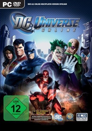 DC Universe Online - Packshot PC