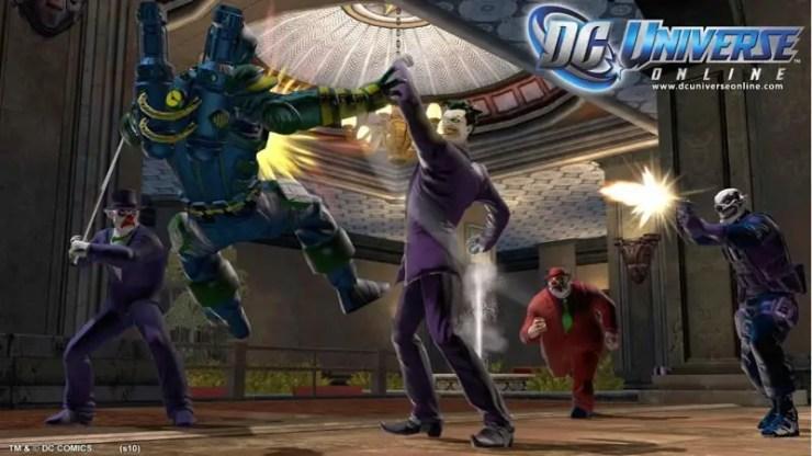 DC Universe Online - Regal Hotel