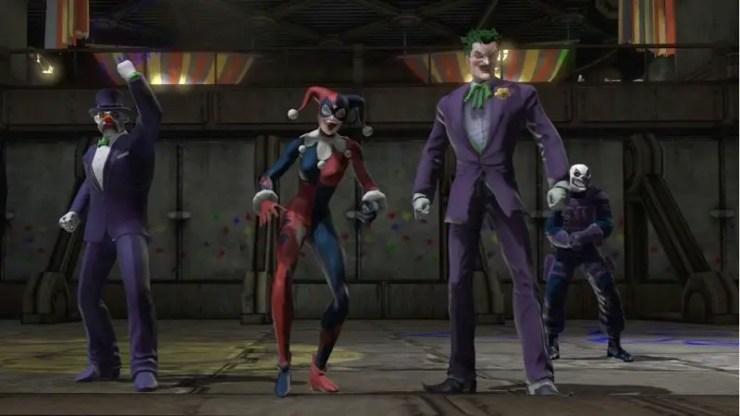 DC Universe Online: Vor Jokers Funhouse