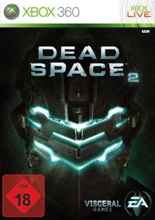 Dead Space 2 - Packshot Xbox 360