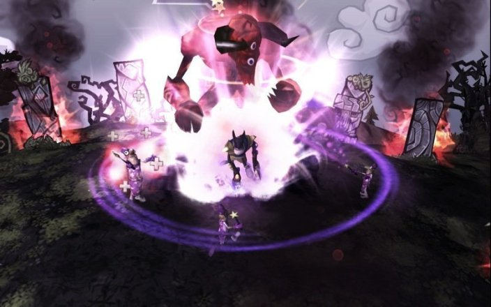 DeathSpank - Screenshot
