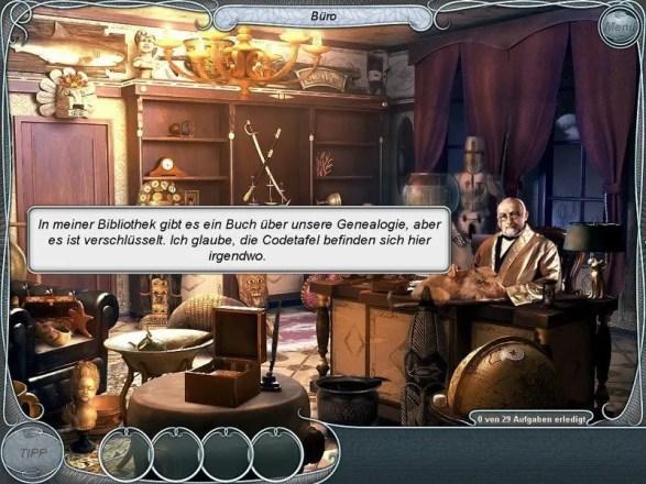 Die Schatzsucher: Auf den Spuren der Geister - Screenshot