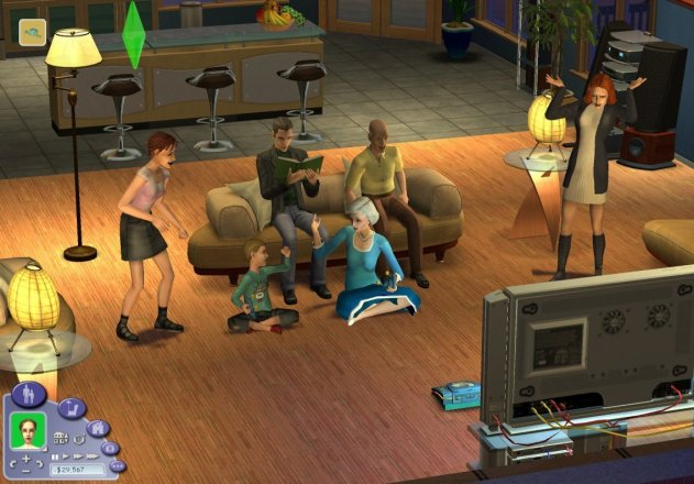 Die Sims 2 - Screenshot