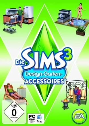 Die Sims 3: Design-Garten-Accessoires