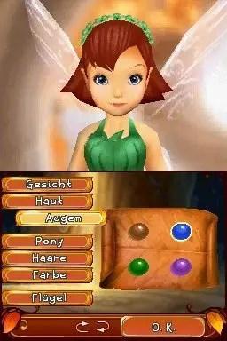 Disney Fairies TinkerBell: Die Suche nach dem verlorenen Schatz - Screenshot