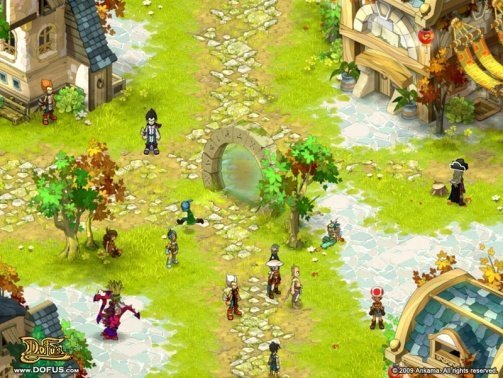 DOFUS 2 - Screenshot