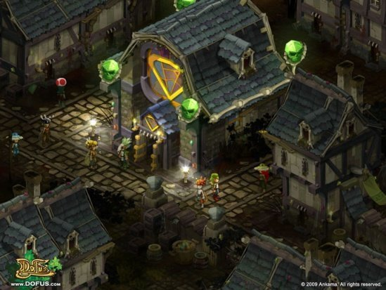 DOFUS 2 - Screenshot