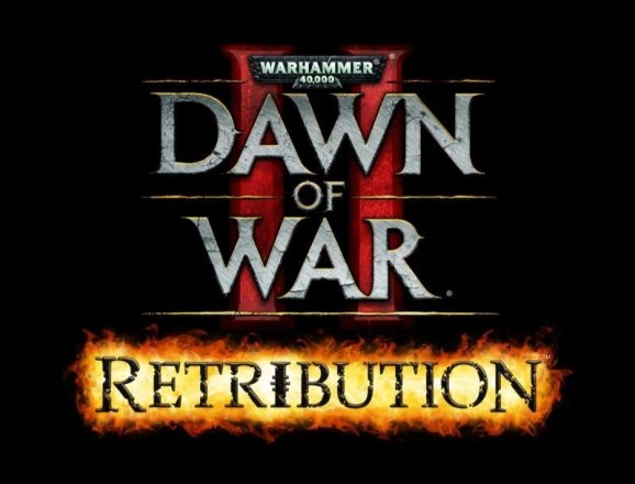 Warhammer 40.000: Dawn of War 2 - Retribution - Logo
