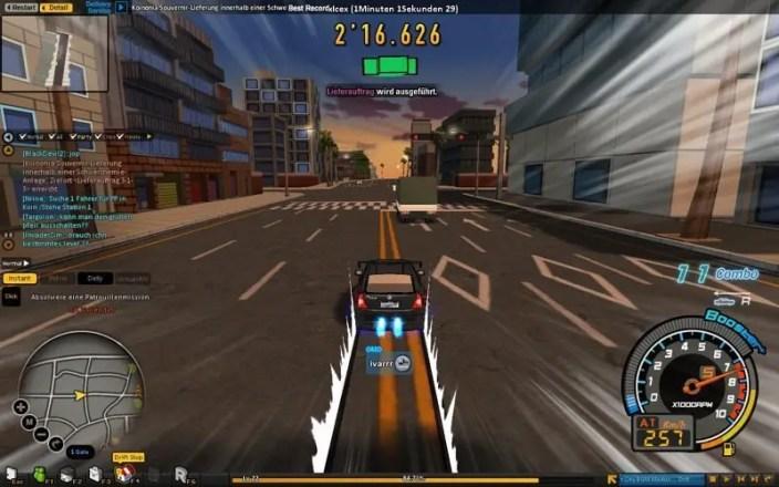 Drift City - Screenshot