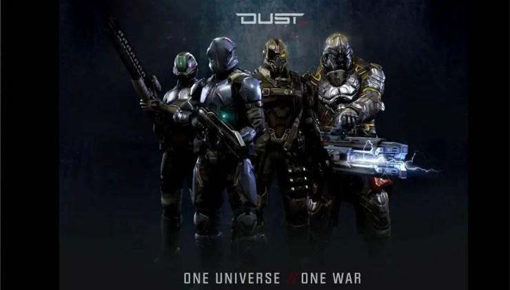 Dust 514 - Artwork