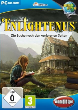 Enlightenus - Cover PC