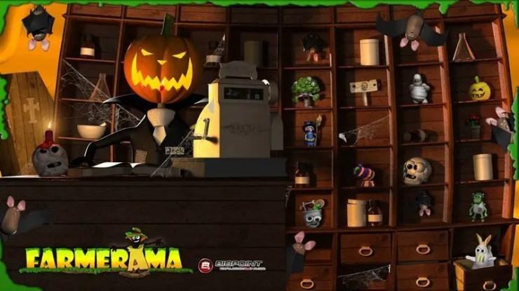 Farmerama - Halloween