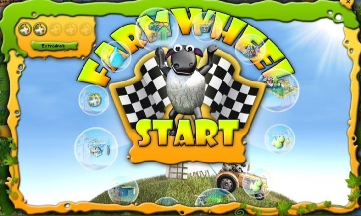 Farmwheel in Farmerama