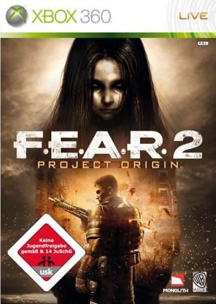 F.E.A.R. 2 - Packshot Xbox 360
