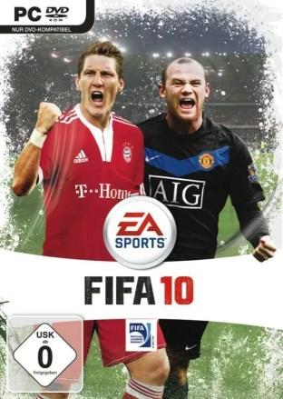 FIFA 10 - Cover PC