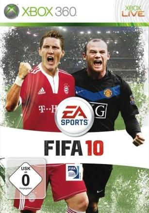 FIFA 10 - Packshot Xbox 360