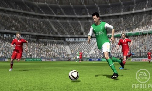 FIFA 11 - Screenshot