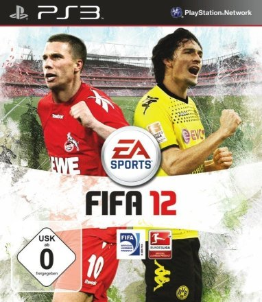 FIFA 12 - Packshot PS3