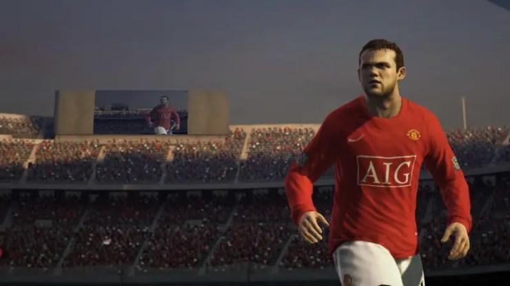 FIFA 09: Wayne Rooney