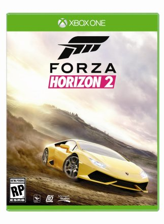 Forza Horizon 2 - Cover Xbox One