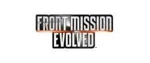 Front Mission Evolved - Logo
