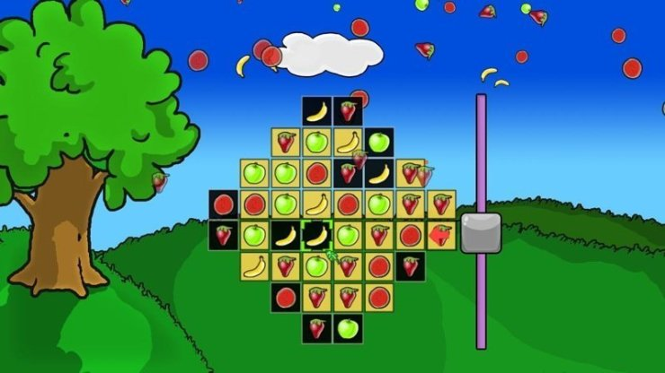 Fruitbash - Screenshot