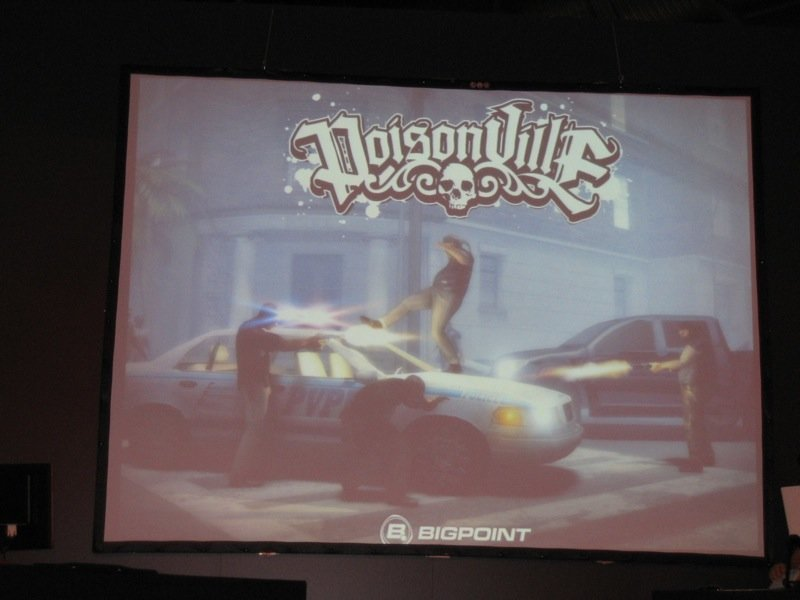 Games Convention Online 2009 - Poisonville
