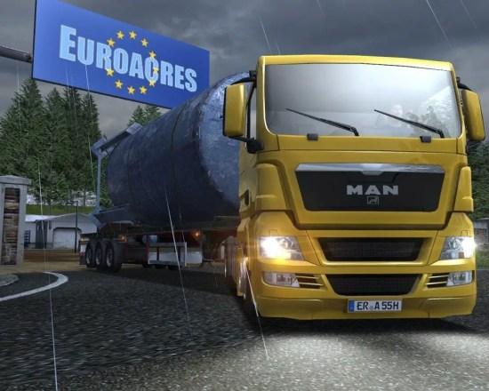 German Truck Simulator - EuroAcres
