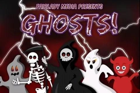 Ghosts! - Screenshot