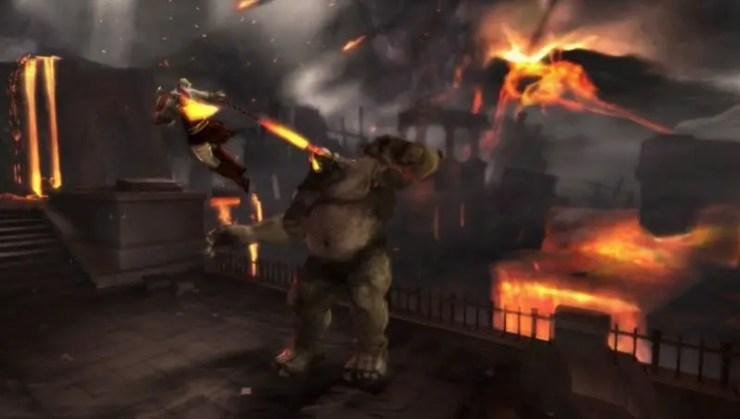 God of War: Ghost of Sparta - Screenshot