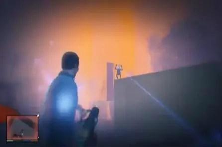 Grand Theft Auto 5: Michael kämpft mit Aliens