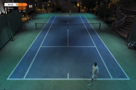 Grand Theft Auto 5: Tennis mit Michael