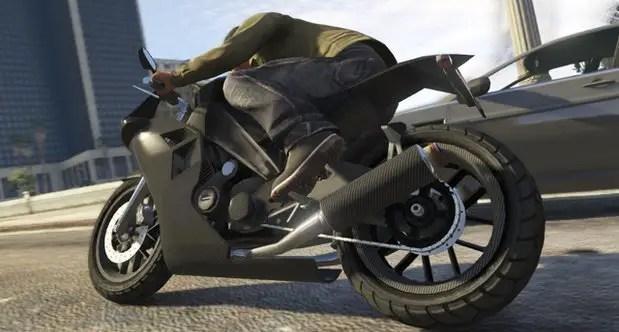Grand Theft Auto 5 - Screenshot