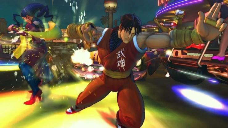 Super Street Fighter 4 - Guy