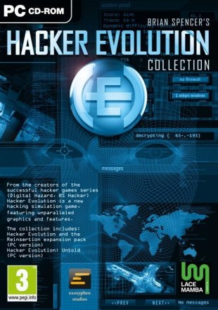Hacker Evolution Collection - Cover PC