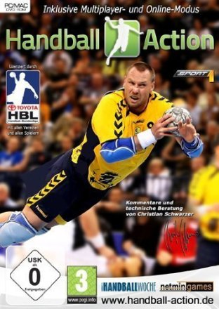 Handball Action - Packshot PC