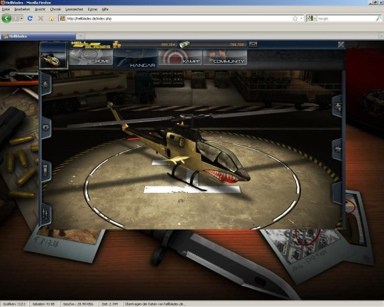 Hellblades - Screenshot