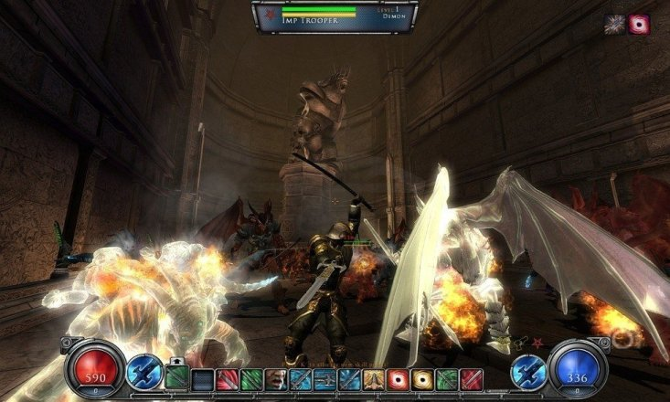 Hellgate: London - Screenshot