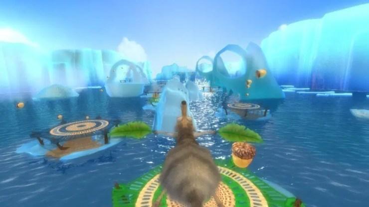 Ice Age: Voll verschoben - die arktischen Spiele - Screenshot
