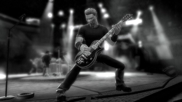Guitar Hero: Metallica - Screenshot