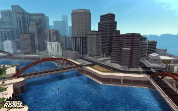 City of Heroes - Imperial City