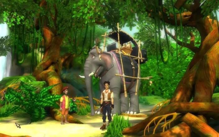 Jack Keane - Screenshot