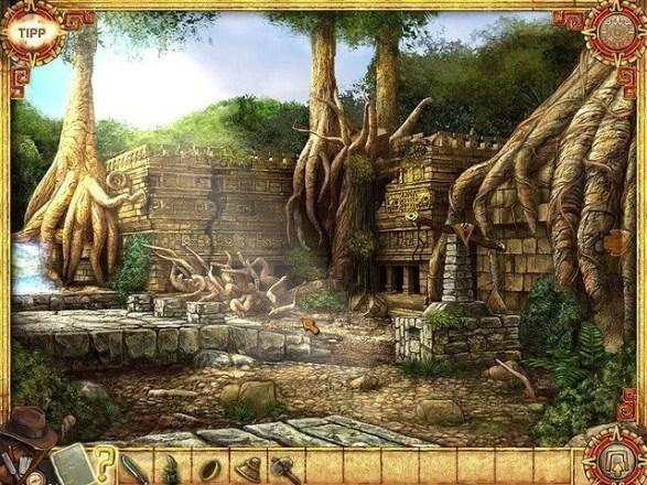 Joan Jade und die Tore von Xibalba - Screenshot